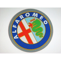 Alfa Romeo Sticker Patch