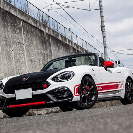 diverti FIGHTEX ダンパーキット for ABARTH 124 Spider
