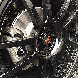 THREE HUNDRED TH300 ABARTH595/695 BREMBO用ブレーキパット